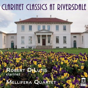 Clarinet Classics at Riversdale Cover