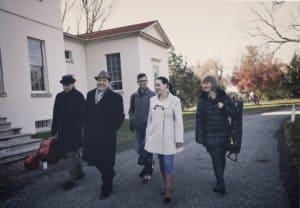 Robert and the Mellifera Quartet