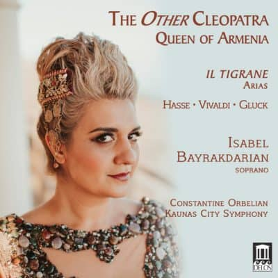 The Other Cleopatra: Queen of Armenia - cover art