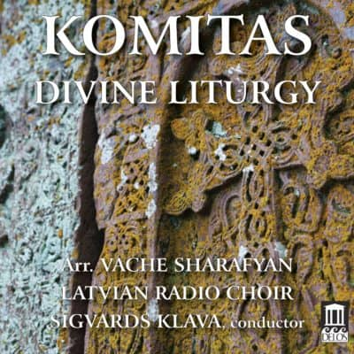 Komitas Divine Liturgy