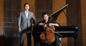 Sean Kennard & Jonah Kim - Rachmaninoff & Barber: Cello Sonatas