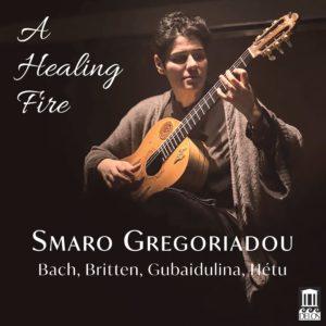 Smaro Gregoriadou A Healing Fire