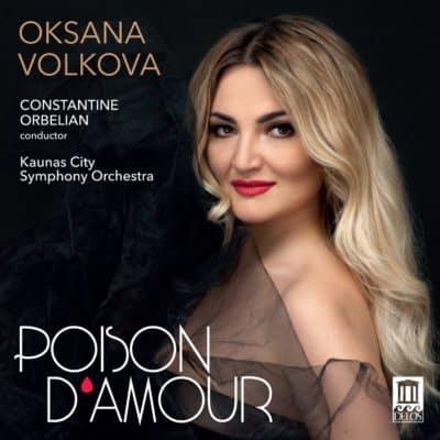 Poison D'Amour cover art