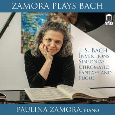 Zamora Plays Bach